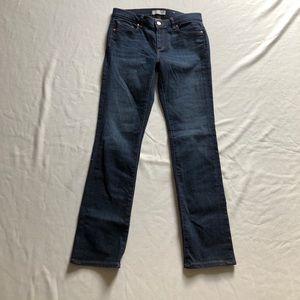 Ann Taylor loft denim jeans sz:28 casual